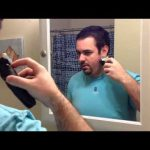 Braun Series 5 550cc Shave Demo and Review